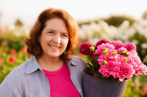 Debra Prinzing, author of Slow Flowers, answers questions about seasonal, sustainable, and local flowers.
